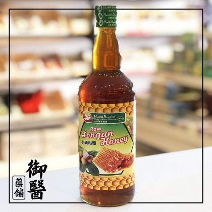 【Health Paradise】100% Raw Longan Honey 纯龙眼蜜 - 1kg 【Best By: 22 Nov 2022】