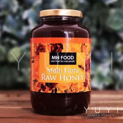【MH Food】Multi Flora Raw Honey - 1kg