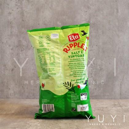 【ETA】Spuds Ripple Salt & Vinegar Chips - 150g
