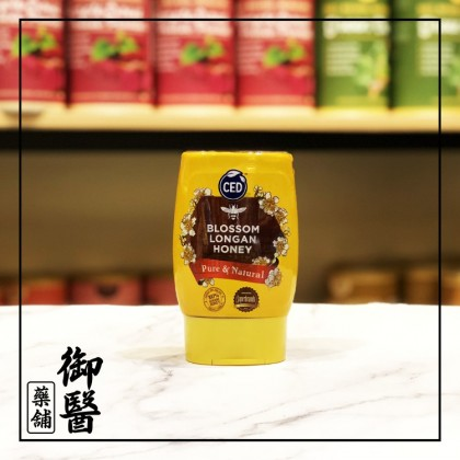 【CED】Blossom Longan Honey - 380g+-